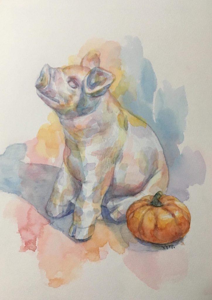 「狛豚 」