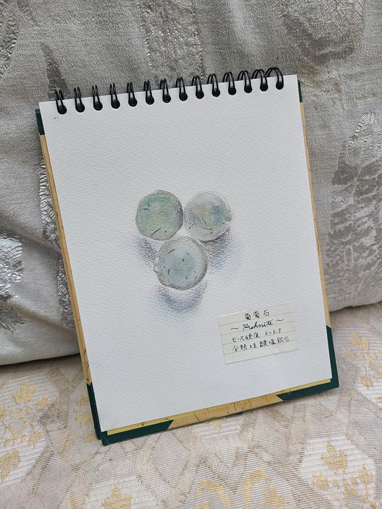 絵画レンタル販売 Art beans【No.172】葡萄石/ささきふゆ