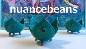 uancebeans Art beansギャラリーで器の個展募集中