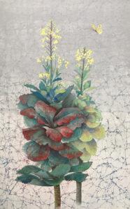 絵画レンタル販売 Art beans【No.199】「春陽」/高階明子